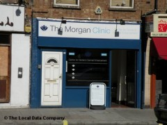 The Morgan Clinic, exterior picture