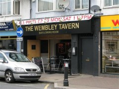 The Wembley Tavern, exterior picture