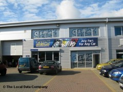 Euro Car Parts Ashton Road Romford Car Accessories Parts Near
