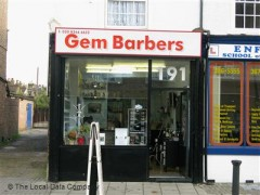 Gems Barbers image