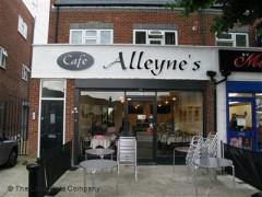 Alleyne's image