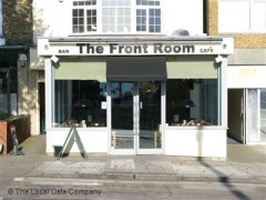 The Front Room 124 Station Road London Cafe Tearoom Near