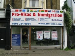 Pro Visas & Immagration Solicitors image