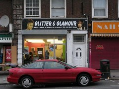 Glitter & Glamour, exterior picture