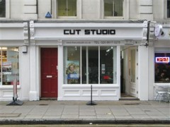 Cut Studio, exterior picture