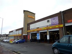 National Tyres & Autocare, exterior picture