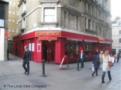 Cafe Rouge, exterior picture