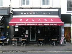 Balans Cafe image