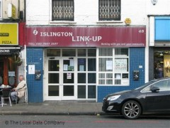 Islington Link-Up, exterior picture