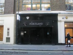 Portland Club, exterior picture