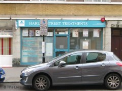 Harley Street Treatments, exterior picture