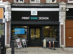 Print Sign Design image