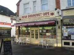 Mega Breakfast Cafe image