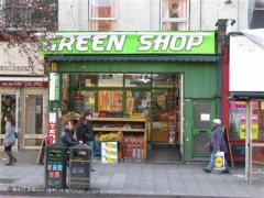 Green Shop, exterior picture