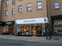 Bang & Olufsen, exterior picture