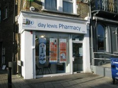 Day Lewis Pharmacy, exterior picture