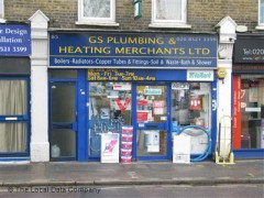 G S Plumbing & Heating Merchants, exterior picture