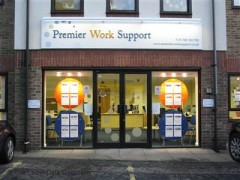 Premier Work Support, exterior picture