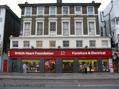 British Heart Foundation Furniture & Electrical, exterior picture