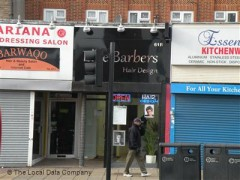 Elite Barbers, exterior picture