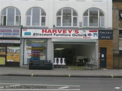 harvey s discount furniture outlet 417 419 harrow road london