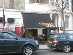 Orange Cafe 110b Ladbroke Grove London Cafes Snack