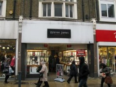 Warren James, exterior picture