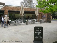 The Dulwich PIcture Gallery Cafe image