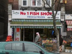 No 1 Fish Shop, exterior picture