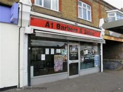 A1 Barbers & Salon image