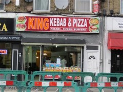 King Kebab, exterior picture