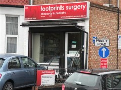 Foot Prints Surgery, exterior picture
