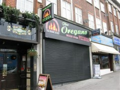 The Oregano Pizzeria image