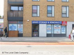 Grays Storage & Removals, exterior picture