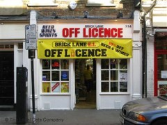 Brick Lane Off License image