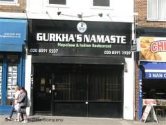 Gurkha's Namaste image
