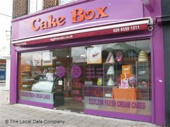 Cake Shops Near Ilford