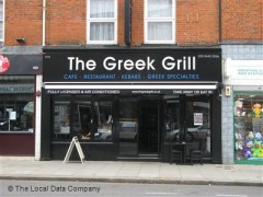 The Greek Grill image