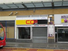 CO2 Bar, exterior picture
