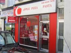 Apple Pizza image