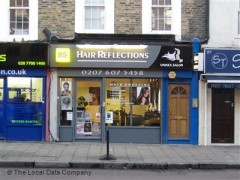 Hair Reflections image
