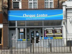 Cheque Centre, exterior picture