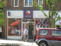 Sense Charity Shop, exterior picture