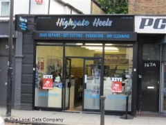 Highgate Heels, exterior picture