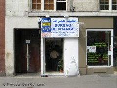 Altaif Foreign Exchange, exterior picture