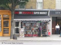London Souvenir & Supermarket image
