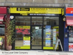 Exchange & Travel image