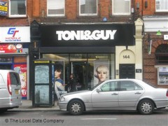 Toni & Guy, exterior picture