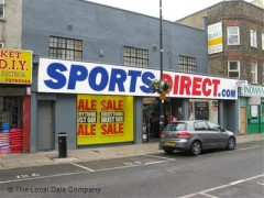 Sports Direct, exterior picture