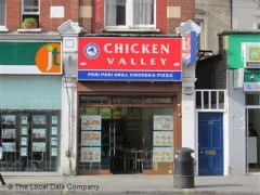 Chicken Valley 232 Uxbridge Road London Fast Food